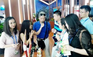 Dấu ấn của Bến Tre tại Hội chợ CAEXPO 2018
