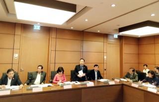 Đoàn đại biểu Quốc hội đơn vị tỉnh thảo luận về kinh tế - xã hội