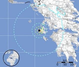 Hy Lạp ban bố cảnh báo sóng thần sau trận động đất 6,4 độ