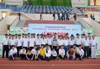 Tập huấn thể thao nâng cao thể chất cho người khuyết tật
