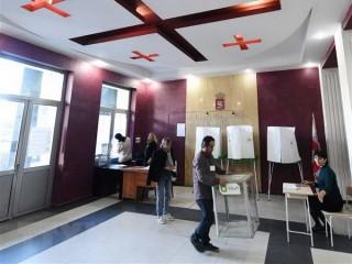 Hơn 3,5 triệu cử tri Gruzia đủ tư cách đi bỏ phiếu bầu cử tổng thống