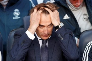 Real Madrid sa thải Lopetegui sau thất bại cay đắng ở Nou Camp
