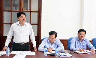 HĐND tỉnh giám sát Sở Nông nghiệp và Phát triển nông thôn