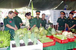 Đoàn Thanh niên lực lượng vũ trang trong xây dựng môi trường văn hóa
