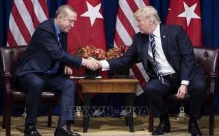 Mỹ và Thổ Nhĩ Kỳ dỡ bỏ các lệnh trừng phạt lẫn nhau