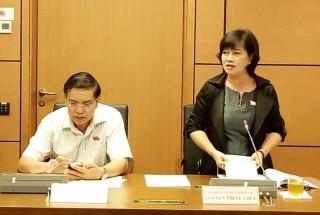 Đại biểu Quốc hội đơn vị tỉnh thảo luận Luật Kiến trúc
