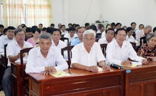 Hơn 100 hội viên luật gia được tập huấn pháp luật chuyên đề về đất đai