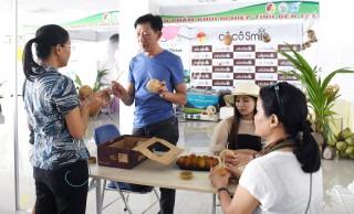 Thúc đẩy kết nối tiêu thụ nông sản tỉnh