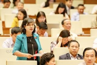 Đại biểu Quốc hội đơn vị tỉnh Bến Tre thảo luận về dự án Luật Quản lý thuế (sửa đổi)