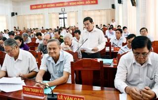 Bế mạc Hội nghị Tỉnh ủy lần thứ 15