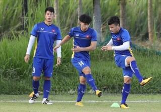Đội tuyển Việt Nam mổ băng, phân tích đối thủ Philippines