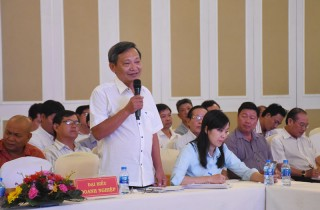 Diễn đàn đối thoại giữa lãnh đạo tỉnh với doanh nghiệp lần thứ 4-2018
