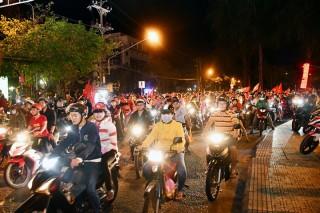 Tự hào tuyển Việt Nam vô địch AFF Cup