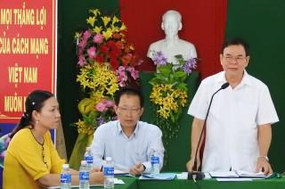 Củng cố lại hoạt động của Hợp tác xã lúa - tôm Thạnh Phú