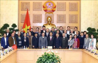 Thủ tướng gặp mặt lãnh đạo Hội Giáo dục chăm sóc sức khỏe cộng đồng Việt Nam 