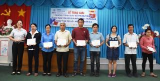 Trao giải thưởng Tri ân khách hàng thanh toán tiền điện qua ngân hàng/trung gian thanh toán