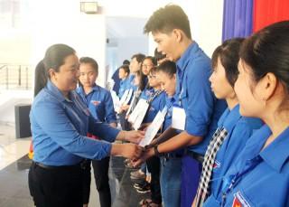 105 trại sinh tham gia Trại huấn luyện Trần Văn Ơn lần thứ II-2019