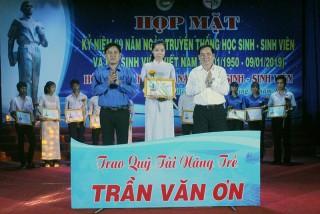 Nhiều hoạt động kỷ niệm 69 năm Ngày Truyền thống học sinh - sinh viên và Hội Sinh viên Việt Nam