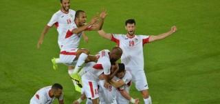 Jordan là đội đầu tiên giành vé vào vòng 1/8 Asian Cup 2019