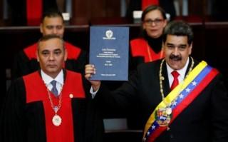 Tổng thống Venezuela Maduro tái nhậm chức giữa vòng vây cô lập