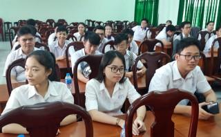 54 thí sinh tham gia Kỳ thi chọn học sinh giỏi quốc gia THPT năm 2019