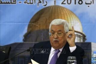 Palestine tiếp quản vị trí chủ tịch nhóm G77 và Trung Quốc