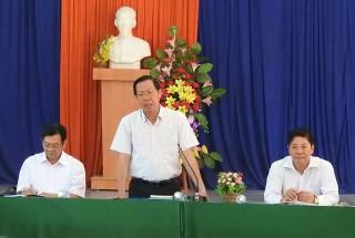 Quy hoạch xây dựng xã nông thôn mới Hưng Phong