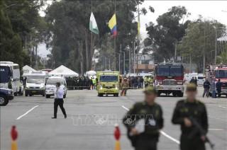 Ít nhất 75 người thương vong trong vụ đánh bom xe tàn bạo tại Học viện Cảnh sát ở Colombia