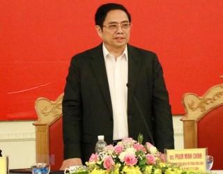 Tiểu ban Điều lệ Đảng Đại hội XIII tiến hành phiên họp thứ nhất