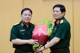 Thiếu tướng Lê Đăng Dũng được giao Quyền Chủ tịch, Tổng Giám đốc Viettel