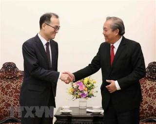Việt - Hàn tăng cường hợp tác phòng, chống tội phạm xuyên quốc gia