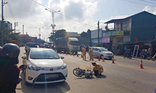 21 người chết vì tai nạn giao thông trong ngày nghỉ Tết đầu tiên
