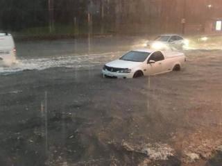 Đông Bắc Australia hứng chịu đợt mưa lớn nhất thế kỷ