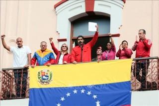 Việt Nam luôn sát cánh với nhân dân Venezuela