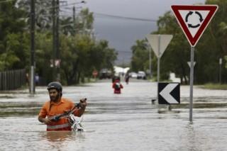 Lũ lụt nghiêm trọng tại Australia làm hàng nghìn ngôi nhà bị phá hủy