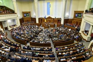 Ukraine sửa đổi hiến pháp thúc đẩy tiến trình gia nhập EU, NATO