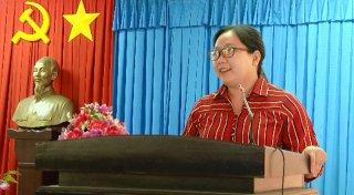 Mỏ Cày Nam sinh hoạt chuyên đề tháng 2-2019 và khai việc đầu năm
