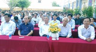 """Vĩnh Hòa thi đua """"Đồng khởi mới"""" xây dựng nông thôn mới"""
