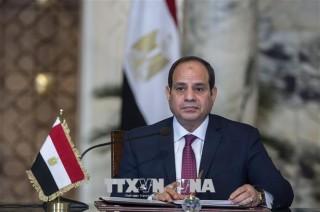 Quốc hội Ai Cập ủng hộ sửa đổi Hiến pháp gia hạn nhiệm kỳ tổng thống