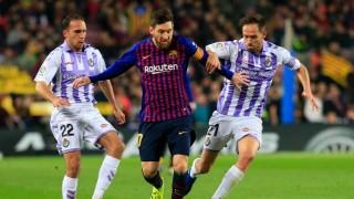 Messi ghi bàn thắng duy nhất giúp Barcelona đánh bại Valladolid