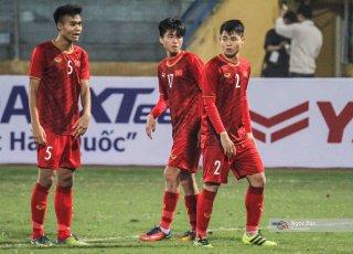 U22 Việt Nam với đội hình mạnh nhất trong trận ra quân gặp U22 Philippines