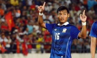 Tuyển U22 Thái Lan gặp tuyển U22 Đông Timor Leste với chiến thắng tối thiểu 1-0