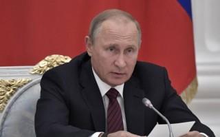 Tổng thống Nga Putin đọc thông điệp liên bang năm 2019