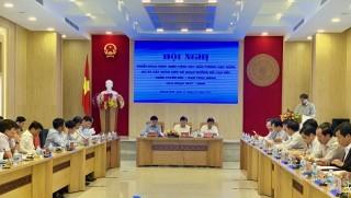 Phó thủ tướng chủ trì Hội nghị triển khai công tác giải phóng mặt bằng cao tốc Bắc - Nam