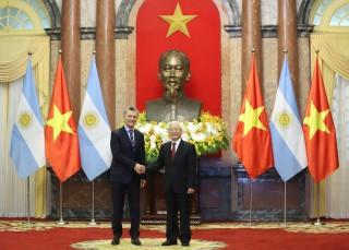 Thông cáo chung Việt Nam - Argentin