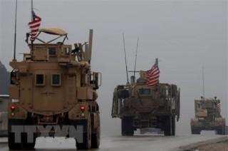 Mỹ sẽ để lại 200 binh sĩ gìn giữ hòa bình tại Syria sau khi rút quân