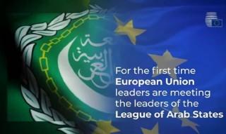 Khai mạc hội nghị thượng đỉnh EU và Arab