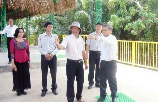 Phú Nhuận tập trung xây dựng xã nông thôn mới kiểu mẫu