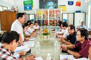 Thành lập Trung tâm Văn hóa - Thể thao và Truyền thanh huyện Giồng Trôm