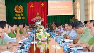 Hội nghị giao ban các cơ quan tuyên truyền